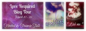 Love Required Blog Tour Banner