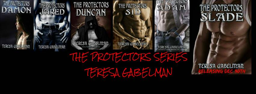 teresagabelman - whole series covers